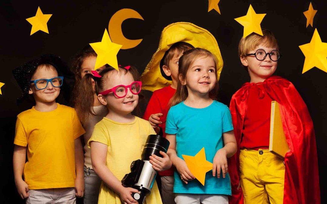 La importancia del teatro en la educación de los niños