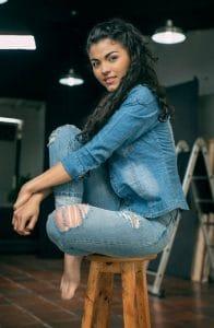 actriz Angie Liset Yañez