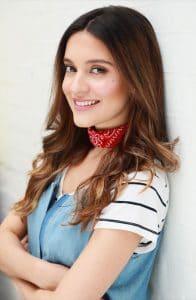 Actriz Maria Camila Rueda