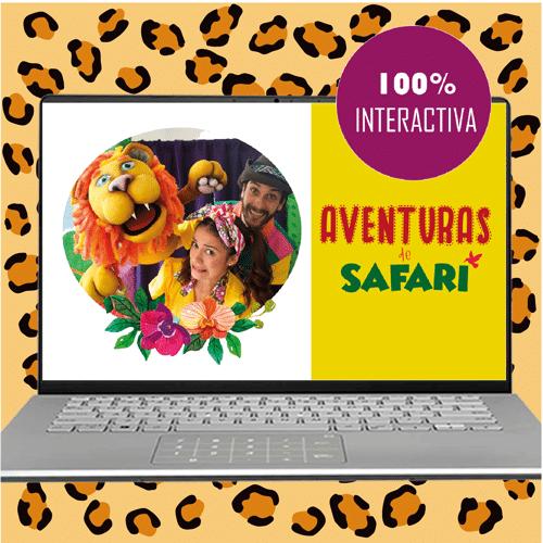 fiesta virtual safari
