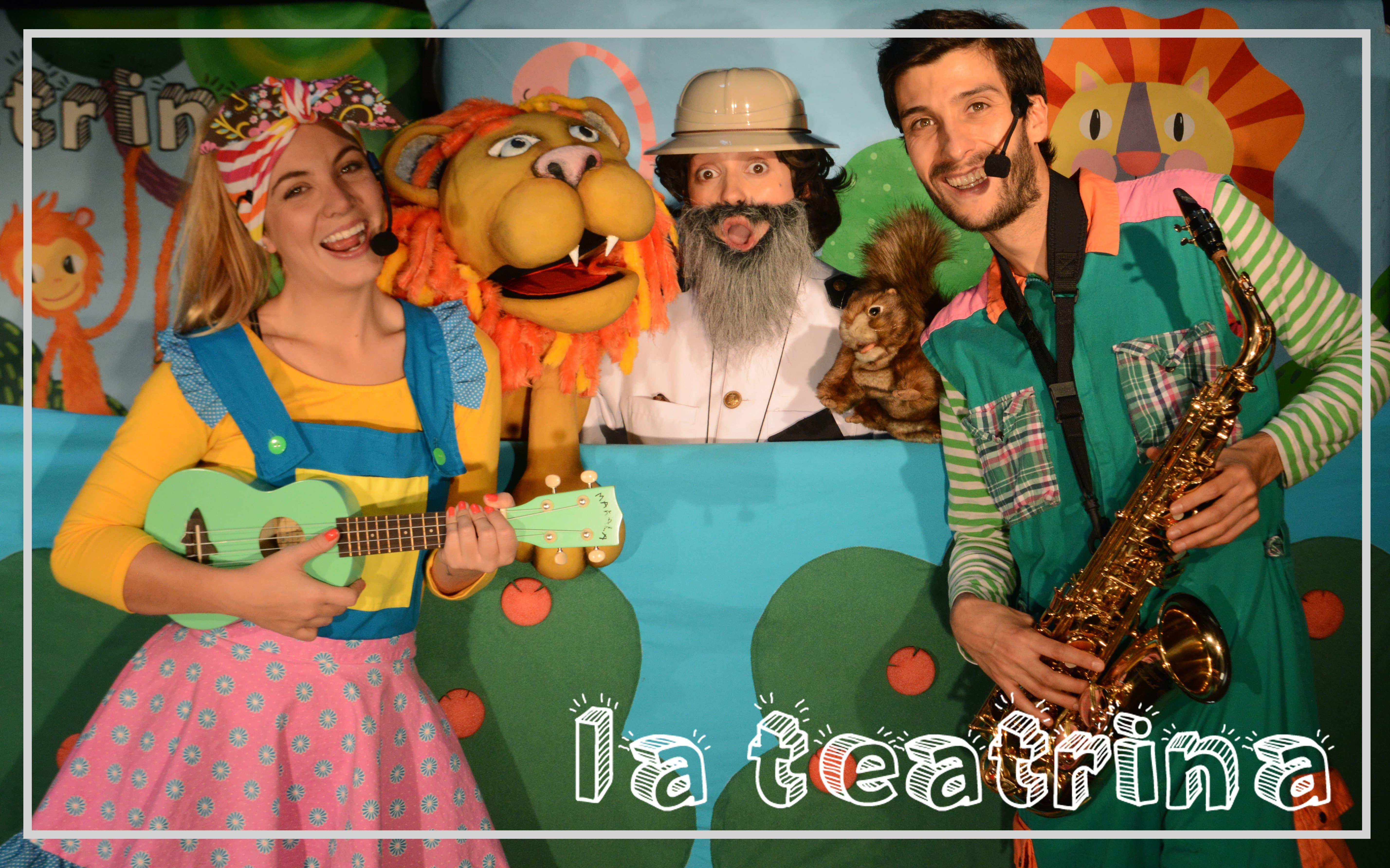 La Teatrina - Travesía Salvaje