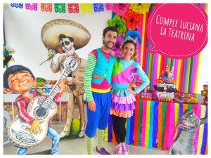 foto de Fiesta de coco con poncho y mila